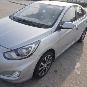 50,000 - 59,999 km Hyundai Accent 2014 for sale