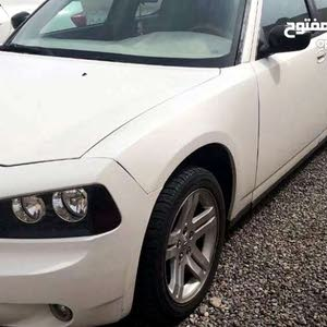 White Dodge Charger 2007 for sale