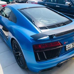 Audi R8 plus 2017