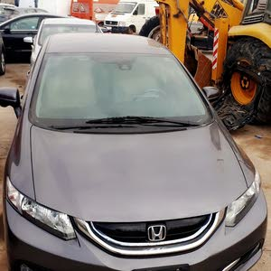 Used condition Honda Civic 2014 with 0 km mileage