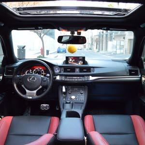 Automatic Used Lexus CT