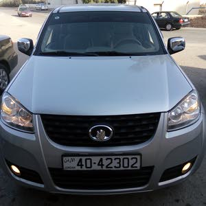 Manual Silver Great Wall 2014 for sale