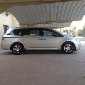 180,000 - 189,999 km mileage Honda Odyssey for sale
