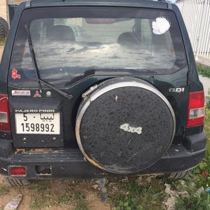 For sale 2005 Green Pajero
