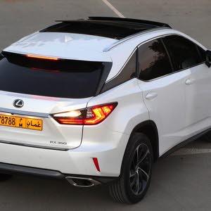 km mileage Lexus RX for sale