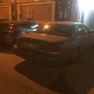 Gasoline Fuel/Power   Ford Crown Victoria 2000