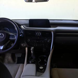 Used condition Lexus RX 2017 with 1 - 9,999 km mileage