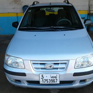 Automatic Grey Hyundai 2003 for sale