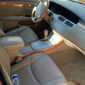 Toyota Avalon 2008 - Tripoli