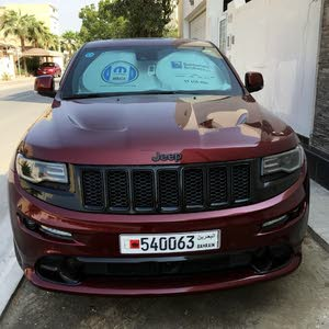 Jeep Cherokee SRT, 2016, 23000 KM, for sale