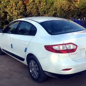 For sale 2015 White Fluence