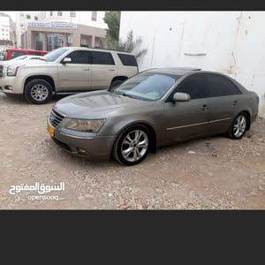 Automatic Hyundai 2008 for sale - Used - Muscat city