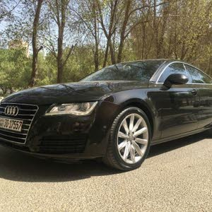 Black Audi A7 2014 for sale