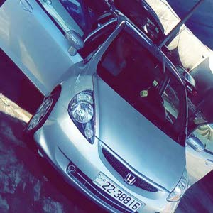 Honda Jazz 2007 For sale - Silver color
