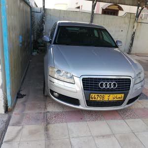 Gasoline Fuel/Power   Audi A8 2007