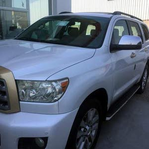 80,000 - 89,999 km Toyota Sequoia 2009 for sale