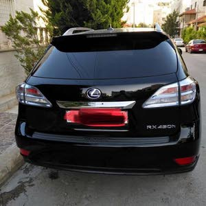 Used condition Lexus RX 2011 with 110,000 - 119,999 km mileage