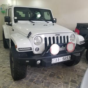 Jeep Wrangler 2013 for sale in Amman