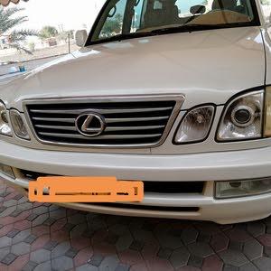 20,000 - 29,999 km mileage Lexus LX for sale