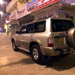 Nissan Patrol car for sale 2002 in Salala city