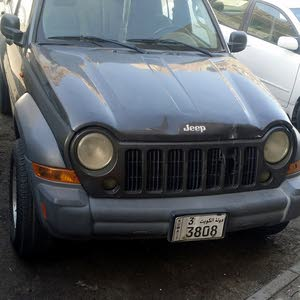 Available for sale! 0 km mileage Jeep Cherokee 2006