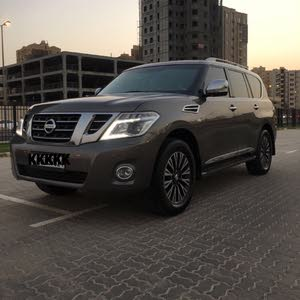 Nissan Patrol car for sale 2015 in Kuwait City city