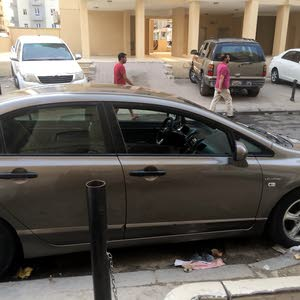 Grey Honda Civic 2007 for sale