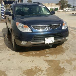 Hyundai Veracruz 2009 For sale - Blue color