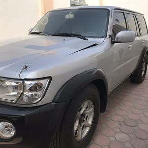 For sale Nissan Patrol car in Um Al Quwain