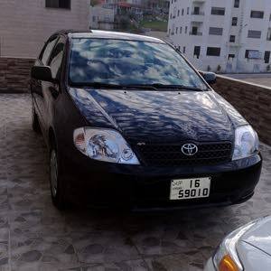 Automatic Toyota 2002 for sale - Used - Amman city