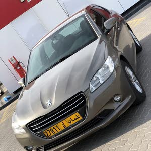 Automatic Peugeot 2015 for sale - Used - Muscat city