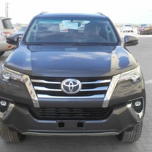 New condition Toyota Fortuner 2018 with 0 km mileage