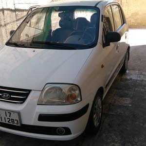 Manual Hyundai 2011 for sale - Used - Amman city