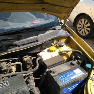 Yellow Chevrolet Aveo 2007 for sale