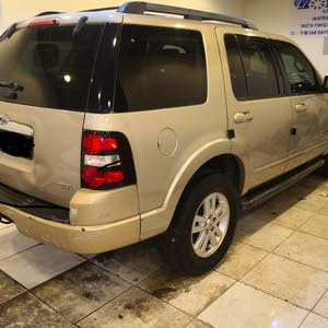 For sale 2007 Gold Explorer