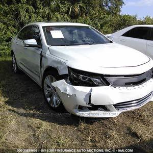Gasoline Fuel/Power   Chevrolet Impala 2017