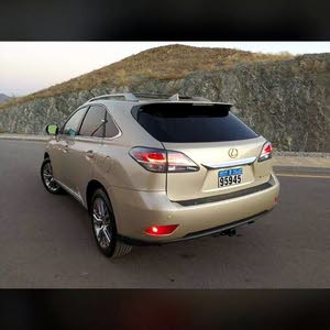 Used condition Lexus RX 2015 with 0 km mileage