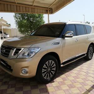 For sale Nissan Patrol car in Sharjah