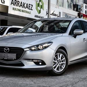 2018 New 3 with Automatic transmission is available for sale