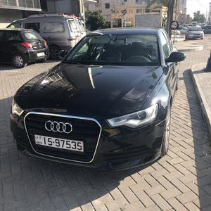 100,000 - 109,999 km mileage Audi A6 for sale