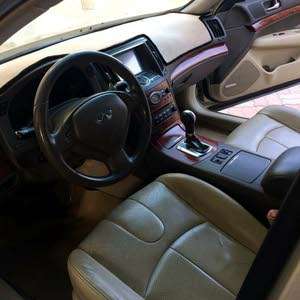 Infiniti G35 car for sale 2007 in Muscat city
