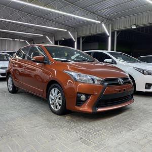 Toyota yaris 1.5 2015 GCC