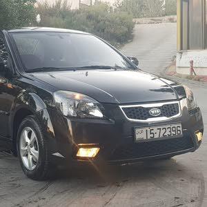 Automatic Black Kia 2012 for sale