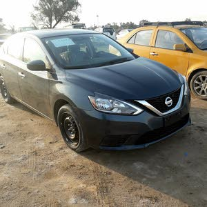 Automatic Grey Nissan 2016 for sale