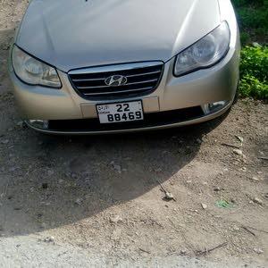Hyundai Elantra car for sale 2011 in Irbid city