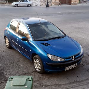 Peugeot 206 made in 2004 for sale