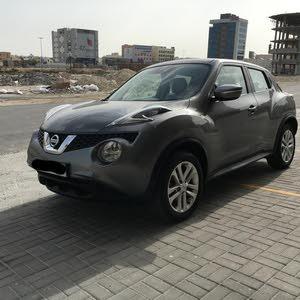 Nissan Juke 2015 (Grey)