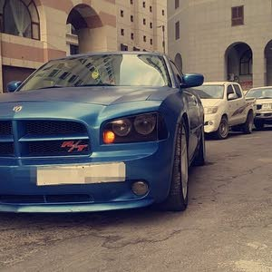 Automatic Blue Dodge 2010 for sale
