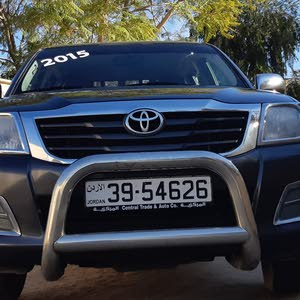 1 - 9,999 km mileage Toyota Hilux for sale