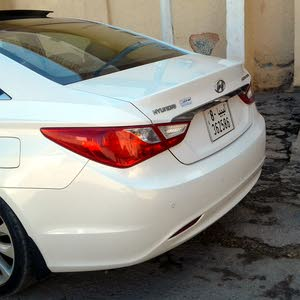 Hyundai Sonata car for sale 2011 in Benghazi city